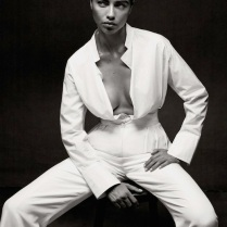Le-Fashion-Blog-Adriana-Lima-Interview-Magazine-Germany-White-Looks-Sexy-Editorial-April-2014-High-Waist-4