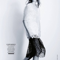 Le-Fashion-Blog-Editorial-Lace-And-Embroidered-Goodness-Madame-Figaro-France-Belle-DAjours-March-2014-3